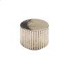 Flute Reveal Knob - CK10022 Silicon Bronze Rust