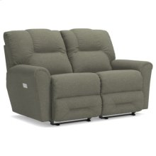 Easton PowerRecline La-Z-Time® Full Reclining Loveseat w/ Power Headrest