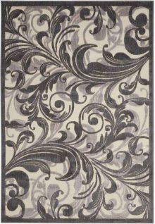 Graphic Illusions Gil01 Mtc Rectangle Rug 5'3'' X 7'5''