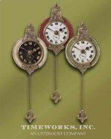 Monarch, Wall Clocks, S/3