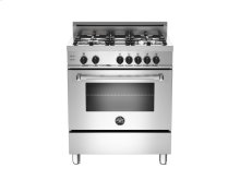 30 4-Burner, Gas Oven Stainless***FLOOR MODEL CLOUSEOUT PRICING***
