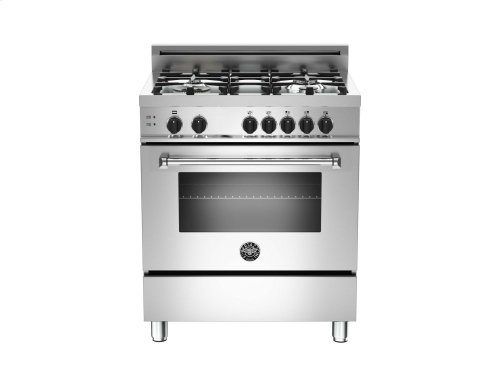 30 4-Burner, Gas Oven Stainless***FLOOR MODEL CLOSEOUT PRICING***
