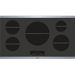 "Bosch800 Series 36"" Induction Cooktop"