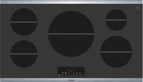 """800 Series 36"""" Induction Cooktop"""