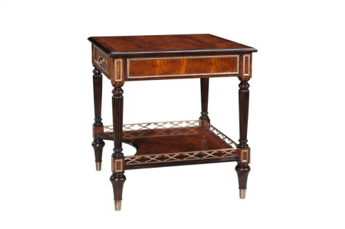 Hilt Side Table - No Gallery Top