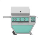 G_BR36CX2-NG_36_Grill_Double-Side-Burner_Bora-Bora Product Image