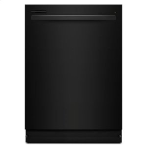 AmanaDishwasher with SoilSense Cycle - black