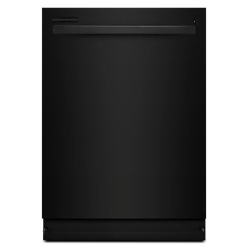 Dishwasher with SoilSense Cycle - black