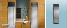 "24"" All Freezer Columns - 24"" Marvel All Freezer Column"