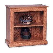 "Bookcase, 1-Adjustable Shelf, 28 1/2""w"