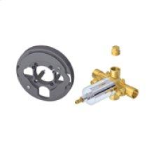 Rough Brass While Supplies Last - Gerber Plus® Pressure Balance Valve W/ Washerless Cartridge - Cpvc W/ Stops Gerber Pak
