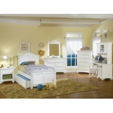 Cottage Tradtions Trundle Storage