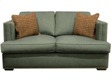 Keck Loveseat with Nails 3K06N