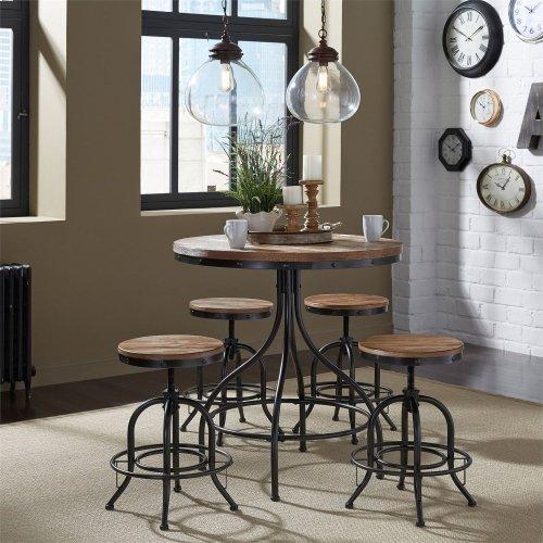 5 Piece Pub Table Set