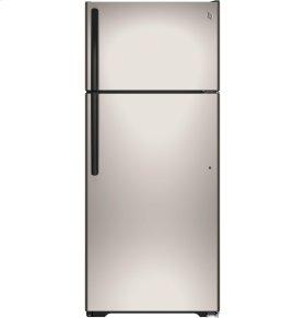 SCRATCH & DENT- GE® ENERGY STAR® 17.5 Cu. Ft. Top-Freezer Refrigerator