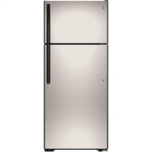 ®ENERGY STAR® 17.5 Cu. Ft. Top-Freezer Refrigerator - SILVER