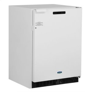 Marvel24-In General Purpose Automatic Defrost Refrigerator Freezer with Door Swing - Right