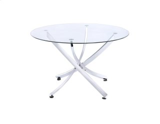 Twist Round Dining Table