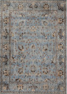 Mh Lt. Blue / Clay Rug