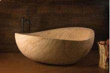 Papillon Bathtub Sandstone