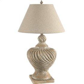 "73469  D16.5x29.5"" Table Lamp 1EA/CTN"