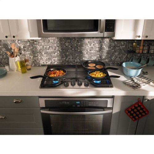Amana® 5.0 cu. ft. Thermal Wall Oven - Stainless Steel