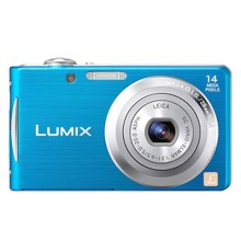 LUMIX® FH2 14.1 Megapixel Digital Camera