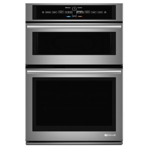 """30"""" Microwave/Wall Oven with V2™ Vertical Dual-Fan Convection System"""