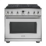"GE MonogramMonogram 36"" All Gas Professional Range with 6 Burners (Natural Gas) - AVAILABLE EARLY 2020"