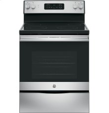 "GE® 30"" Free-Standing Electric Range [OPEN BOX]"