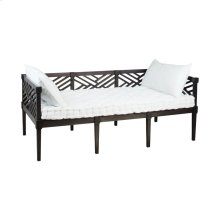 Teak Daybed in Antique Smoke