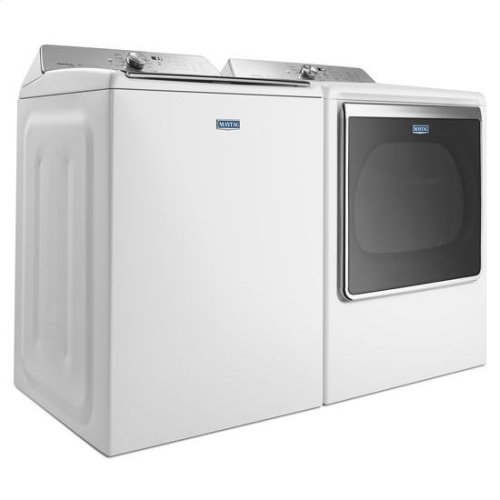 Maytag® Extra-Large Capacity Washer with PowerWash® System- 5.3 Cu. Ft. - White