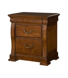 Drawer Night Stand -Domestic