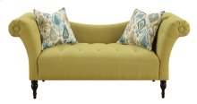 Emerald Home Lucille Settee W/2 Accent Pillows Lime U3803-55-08