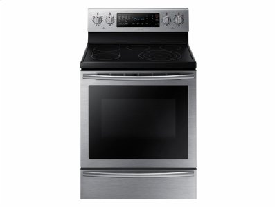 5.9 cu. ft. Electric Range with True Convection and Soft Close Door Product Image