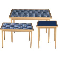 Peacock Combination Tables