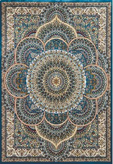 Antiquities Sarouk Cerulean Rugs