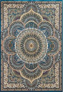 Antiquities Sarouk Cerulean Rugs