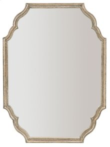 Campania Mirror in Campania Weathered Sand (370)