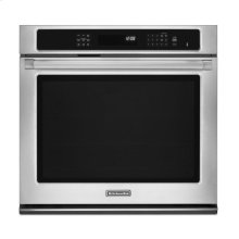 30'' Convection Single Wall Oven, Pro Line® Series - Pro All Stainless Cabinet