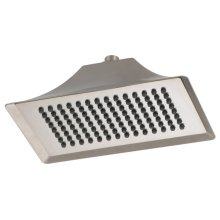 Rectangular Raincan Showerhead