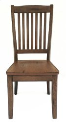 Slat Back Chair Product Image