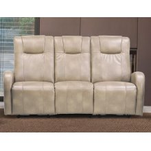 Easy Living Swiss Dual Reclining Sofa with USBs