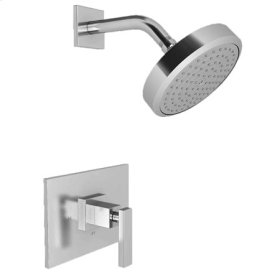 French Gold - PVD Balanced Pressure Shower Trim Set