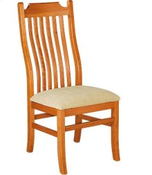 Madison Side Chair w/ Fabric Seat