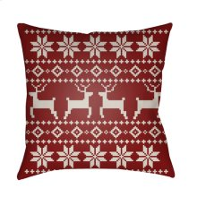 "FAIR ISLE I PLAID-005 18"" x 18"""