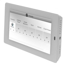 """4"""" Touch Panel, White, for use with MRA-664"""