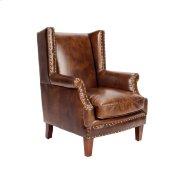 Edward Leather Armchair
