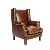 Edward Leather Armchair