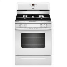 5.0 cu. ft. Capacity Gas Range with Two Power Cook Burners- IN STORE ONLY (FLOOR MODEL)